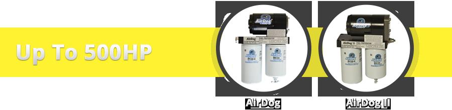 AirDog: Up to 500HP