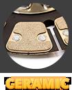 ceramic friction materials