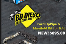 bd ford uppipe