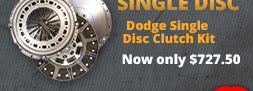 sbc single disc clutch