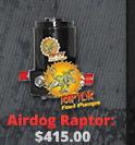airdog raptor