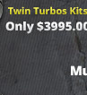 bd twin turbo kits