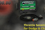 bd throttle sensitivity booster