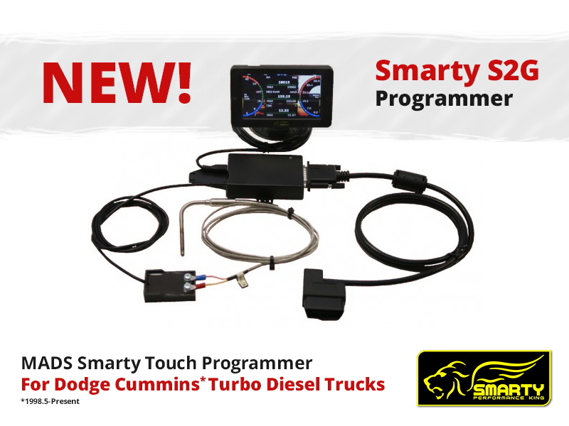 Smarty S2G For Dodge Cummins